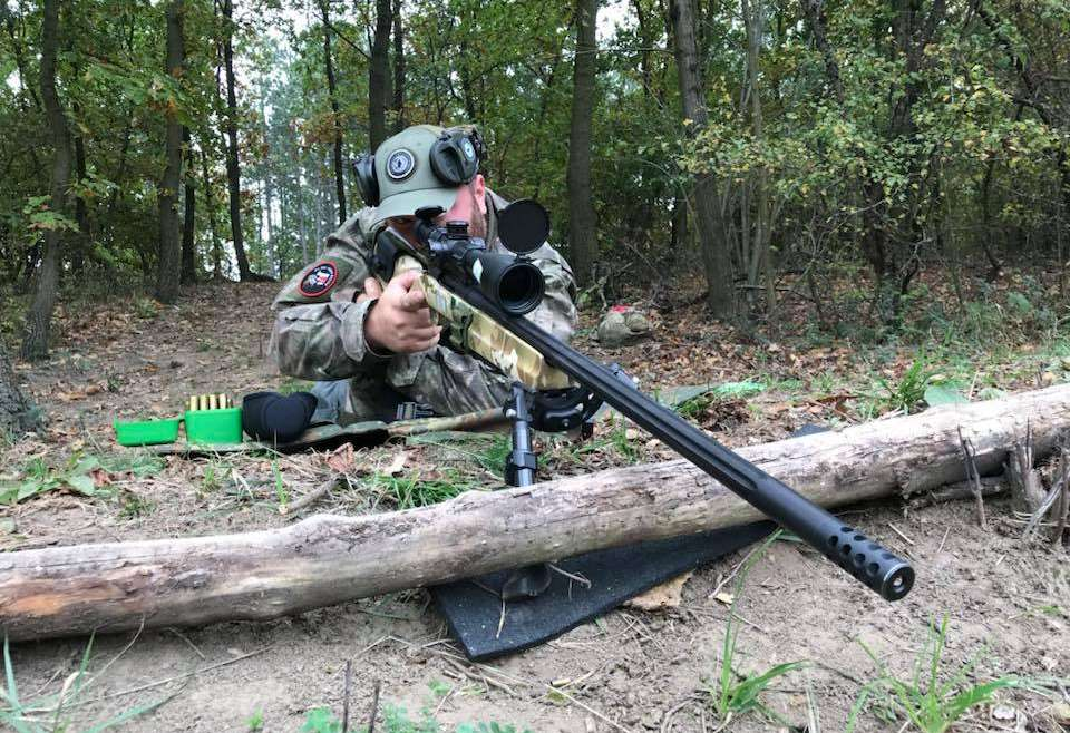 Középhaladó távcsöves puska kezelői 1-2 nap – nagy kaliber