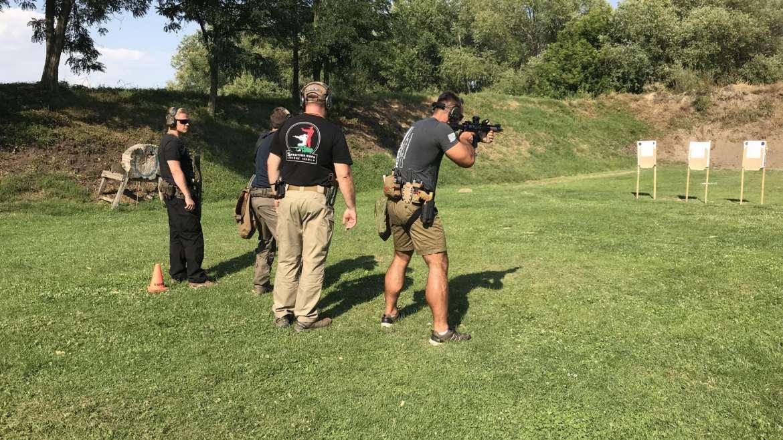 Haladó Kombinált – Karabély – pisztoly ( 1-2 naposak )
