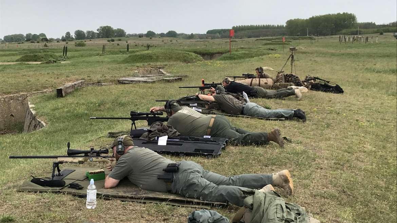 Alap távcsöves puska kezelői 3-4-5 nap – nagy kaliber