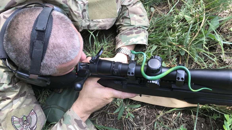 Alap távcsöves puska kezelői 3-4-5 nap – kis kaliber