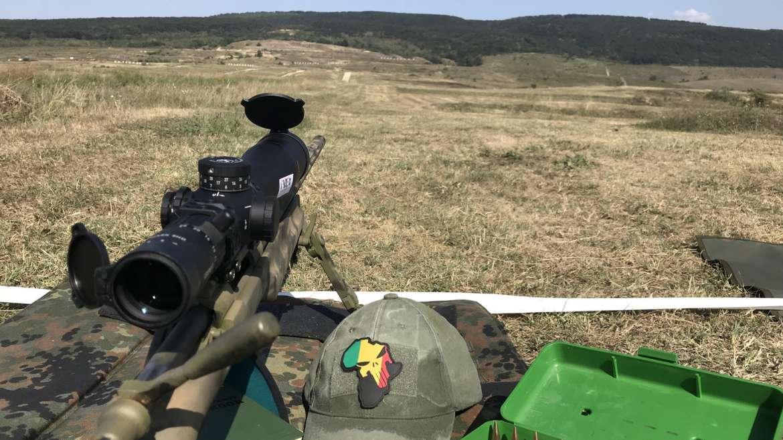 Középhaladó távcsöves puska kezelői 3-4-5 nap – nagy kaliber
