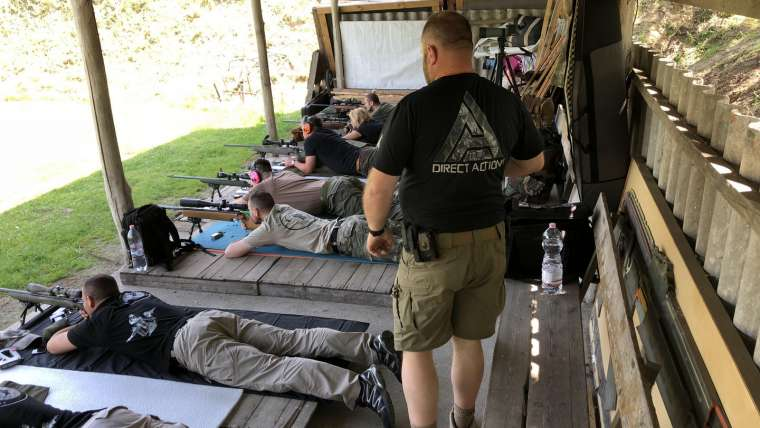 Precision Scoped Rifle Training | Tactical shooting school